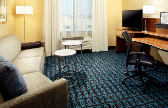 Zimmer Fairfield Inn & Suites Wheeling Triadelphia at The Highlands