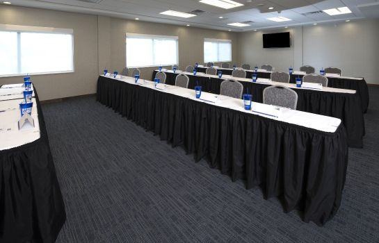 Sala de reuniones Holiday Inn Express & Suites ALPENA - DOWNTOWN