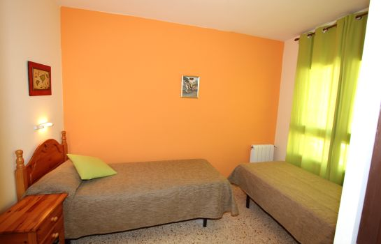 Double room (standard) Escor Apartamentos