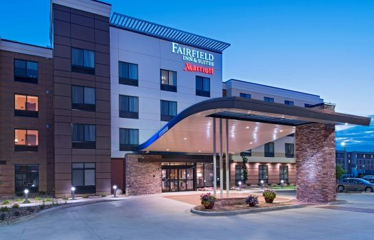 Außenansicht Fairfield Inn & Suites La Crosse Downtown
