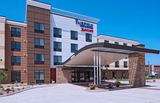 Buitenaanzicht Fairfield Inn & Suites La Crosse Downtown
