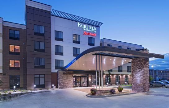Vista exterior Fairfield Inn & Suites La Crosse Downtown