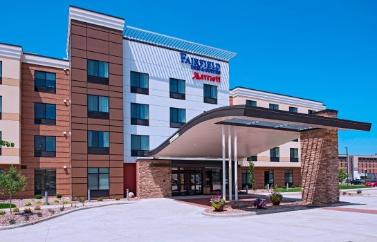 Vista esterna Fairfield Inn & Suites La Crosse Downtown