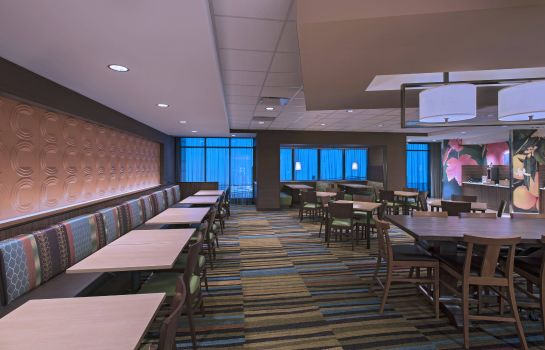 Restaurante Fairfield Inn & Suites La Crosse Downtown