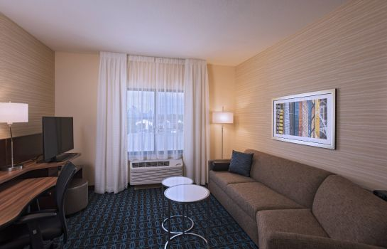Suite Fairfield Inn & Suites La Crosse Downtown