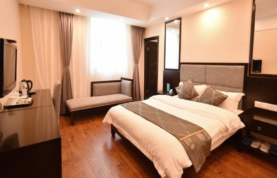 Chambre individuelle (standard) Sam Cozy Hotel
