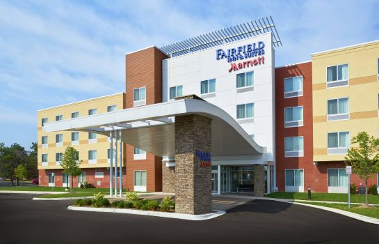 Außenansicht Fairfield Inn & Suites Detroit Troy