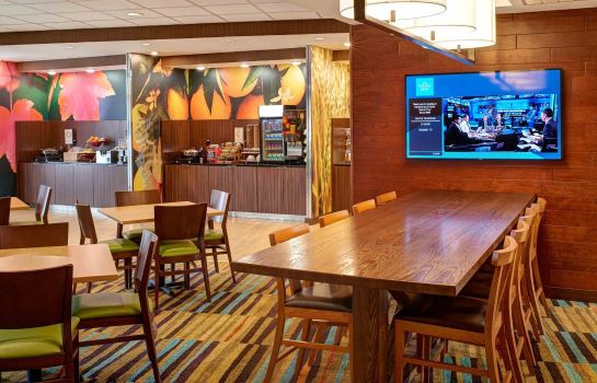 Restaurant Fairfield Inn & Suites Detroit Troy