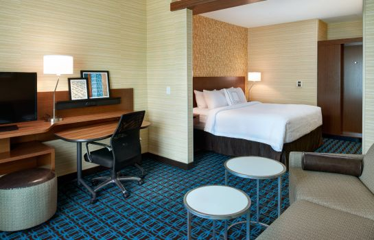 Suite Fairfield Inn & Suites Detroit Troy