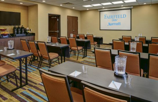 Tagungsraum Fairfield Inn & Suites Detroit Troy