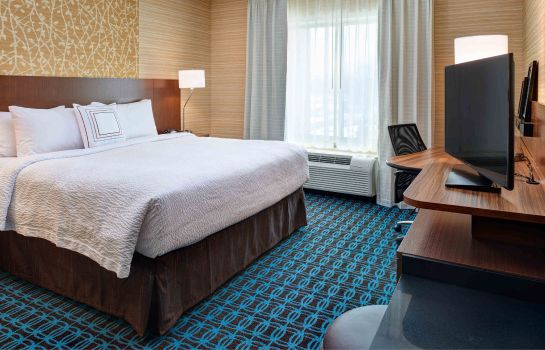 Zimmer Fairfield Inn & Suites Detroit Troy