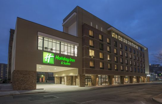 Buitenaanzicht Holiday Inn & Suites CINCINNATI DOWNTOWN