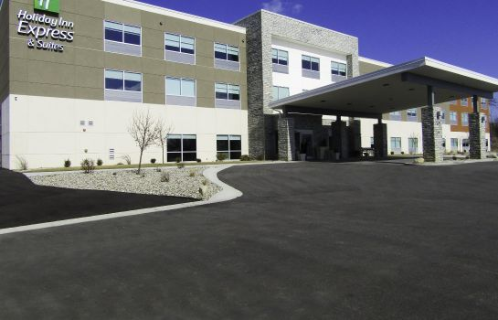 Exterior view Holiday Inn Express & Suites COLDWATER