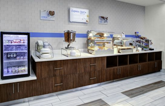 Restaurante Holiday Inn Express & Suites COLDWATER