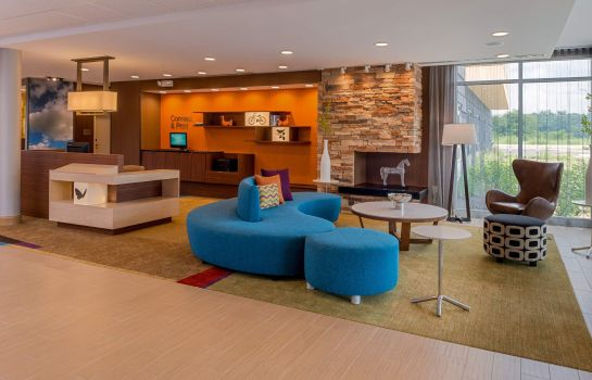 Lobby Fairfield Inn & Suites Huntington