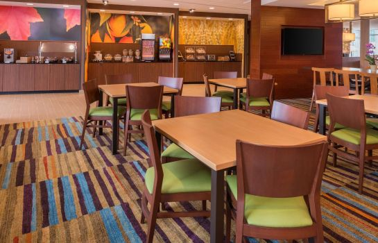 Restaurant Fairfield Inn & Suites Huntington