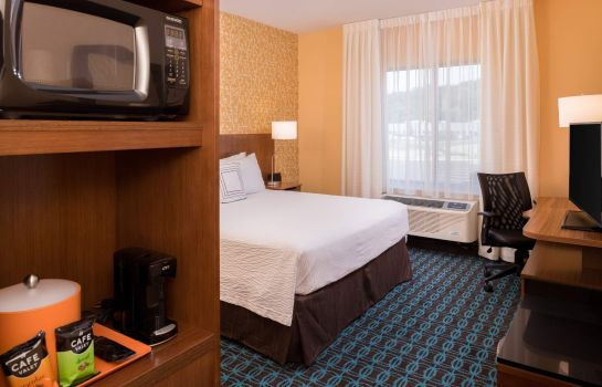 Chambre Fairfield Inn & Suites Huntington