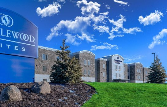 Exterior view Candlewood Suites LAKEVILLE I-35