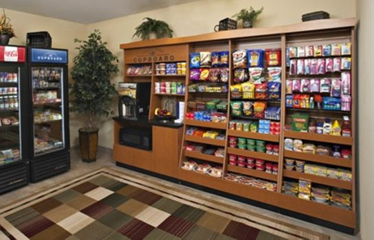 Lobby Candlewood Suites LAKEVILLE I-35