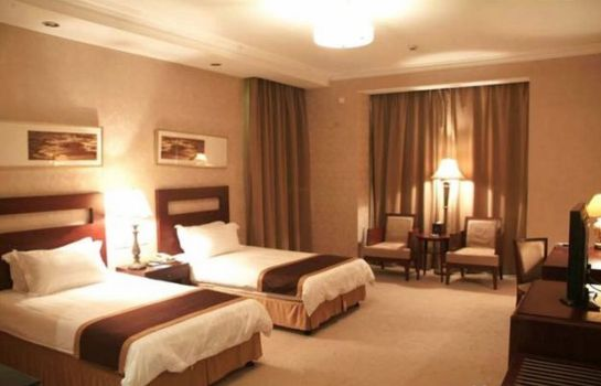 Double room (standard) New Century Pudong Shanghai