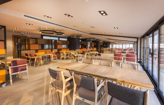 Restaurante Holiday Inn KAYSERI - DUVENONU