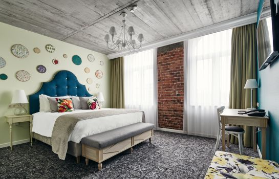 Chambre individuelle (confort) Hotel Indigo KRAKOW - OLD TOWN