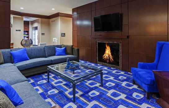 Hotel bar Residence Inn Austin Northwest/The Domain Area