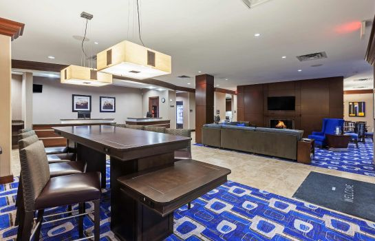Lobby Residence Inn Austin Northwest/The Domain Area