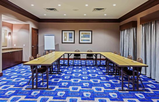 Sala de reuniones Residence Inn Austin Northwest/The Domain Area
