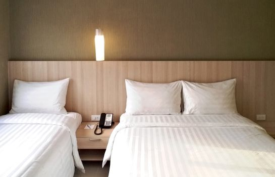 Chambre individuelle (standard) Hotel 101-Manila