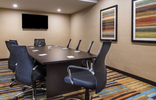 Sala de reuniones Fairfield Inn & Suites Dallas Waxahachie