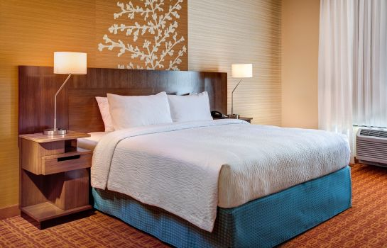 Zimmer Fairfield Inn & Suites Dallas Waxahachie