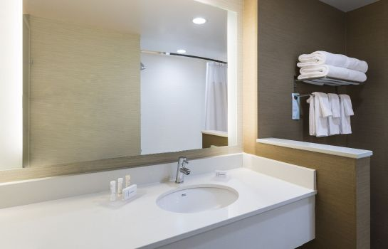 Habitación Fairfield Inn & Suites Dallas Waxahachie