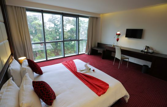 Double room (standard) GHS Hotel