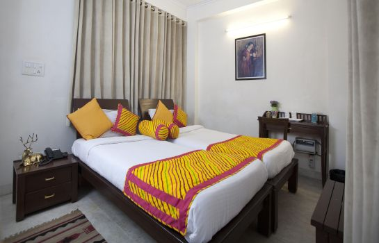 Chambre double (standard) OYO Rooms Dwarka Sector 19