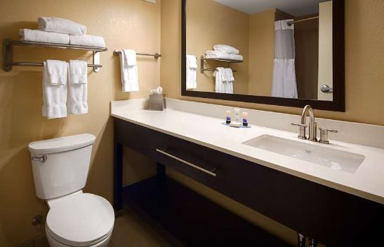 Zimmer BEST WESTERN PLUS THORNBURG