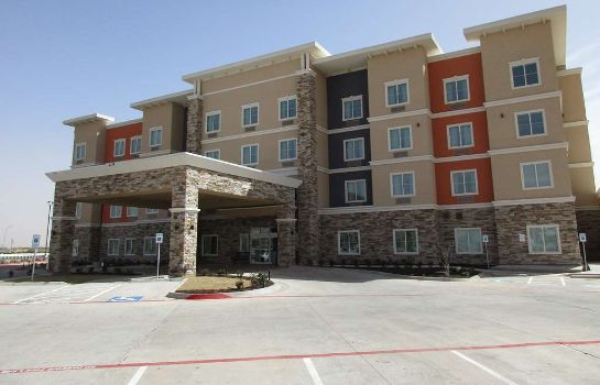 Vista exterior BEST WESTERN PLUS TECH MEDICAL