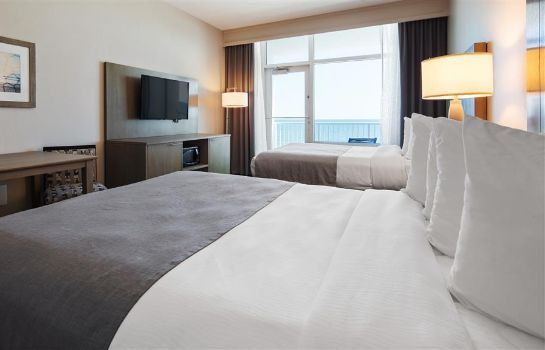 Chambre BEST WESTERN PREMIER THE TIDES