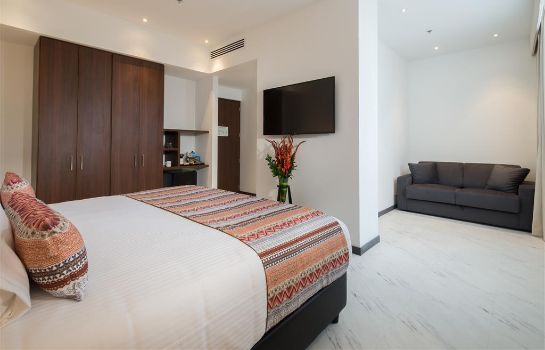 Suite BEST WESTERN PLUS SANTA MARTA