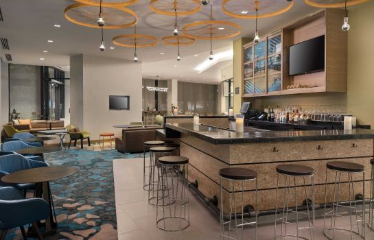Hol hotelowy Residence Inn Boston Watertown