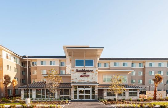Exterior view Residence Inn Austin Airport