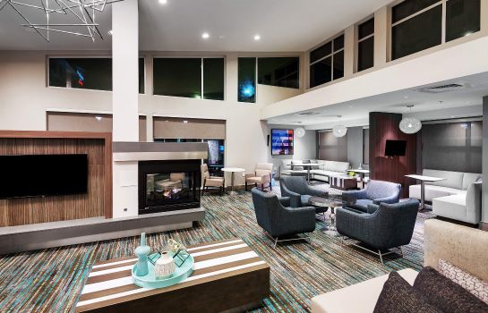 Hall Residence Inn Austin Airport