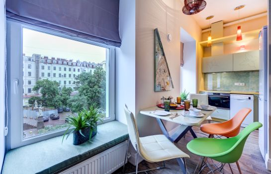 Double room (standard) Deluxe Apartments at Nevsky 22