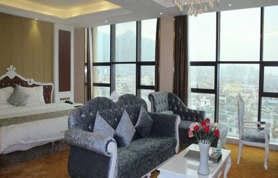 Suite Hua Sheng Crown Holiday
