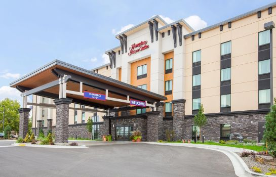 Vista exterior Hampton Inn - Suites Pasco-Tri-Cities WA