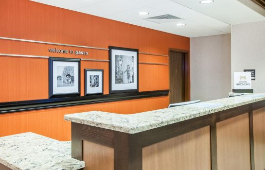 Hall Hampton Inn - Suites Pasco-Tri-Cities WA