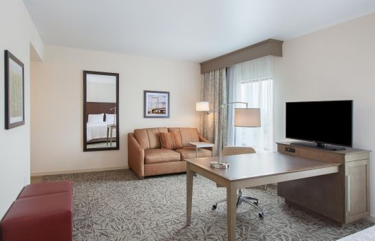 Suite Hampton Inn - Suites Pasco-Tri-Cities WA