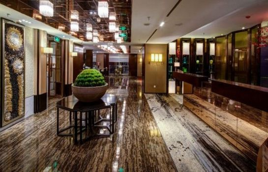 Hol hotelowy Yintian International Business Hotel