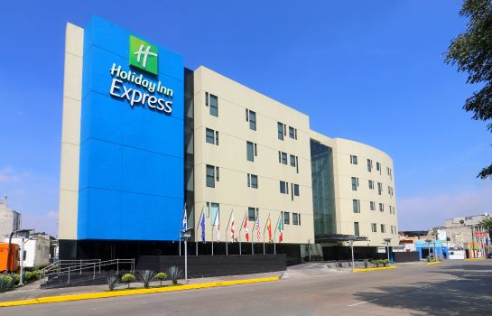 Außenansicht Holiday Inn Express MEXICO AEROPUERTO