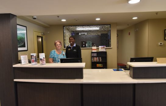 Hall Candlewood Suites BATON ROUGE - COLLEGE DRIVE